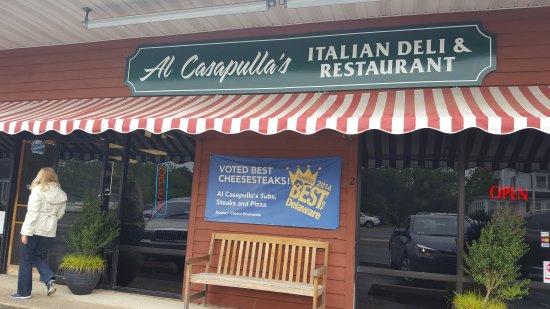 Al Casapullas Italian Deli