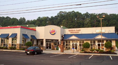 Burger King – Pigeon Forge