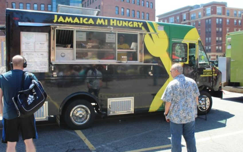 Jamaica Me Hungry